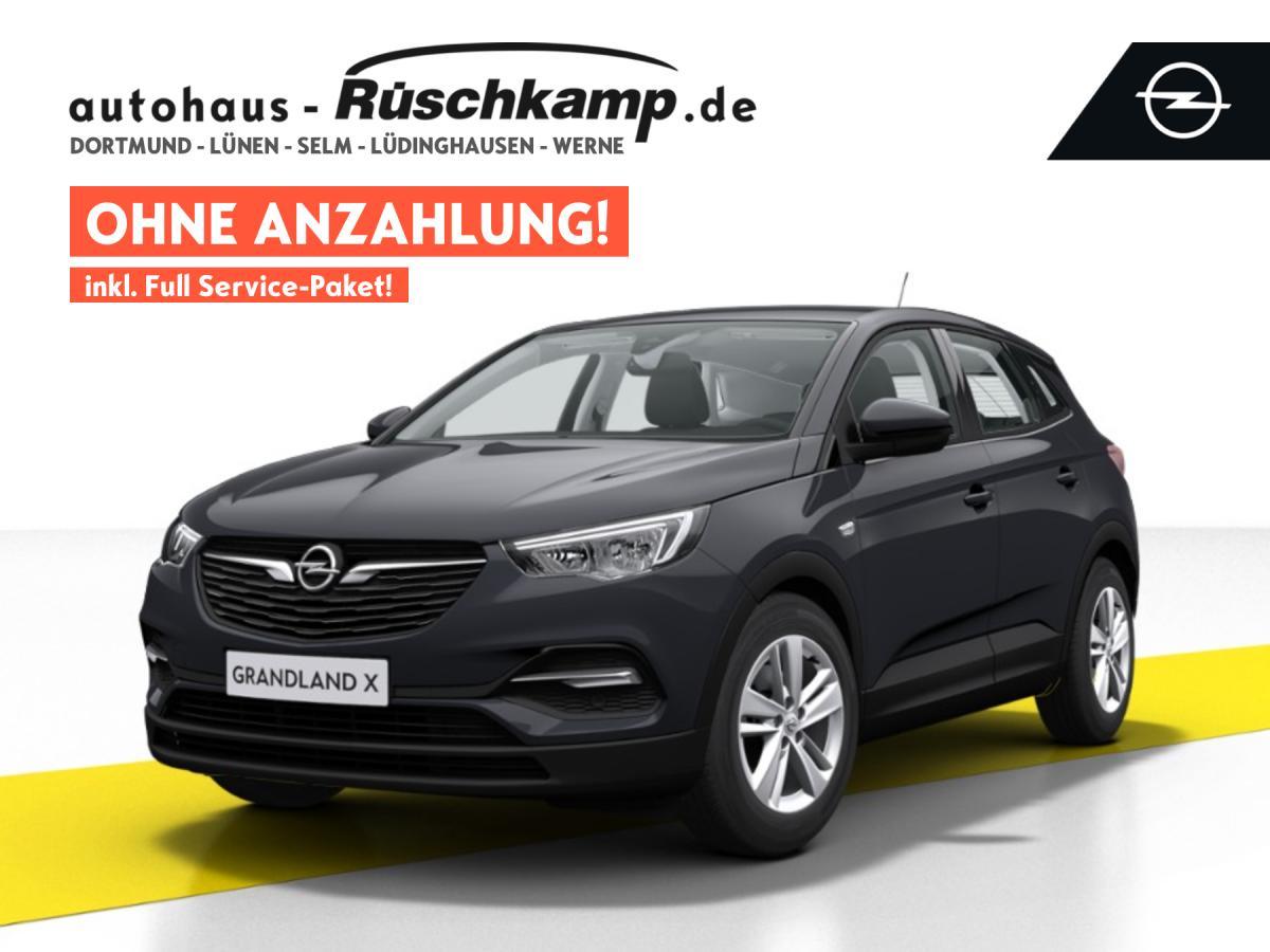 Opel Grandland X Edition Leasing für 138€ / Monat netto [inkl. Versicherung und Service!] (Gewerbe-Leasing)