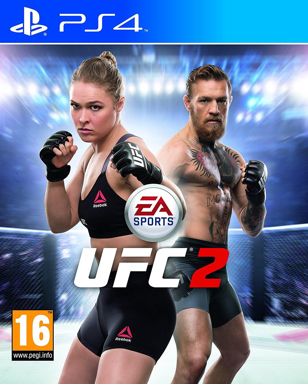 EA Sports UFC 2 (PS4) für 13,60€ (Amazon IT)