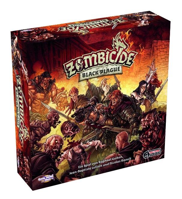 [ebay] Zombicide Black Plague deutsch für 59,98€