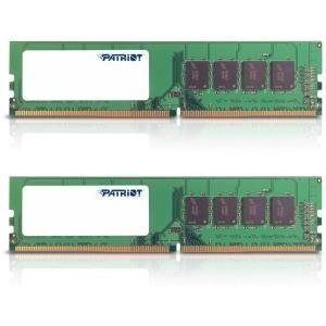 Arbeitsspeicher für's kleine Budget: Patriot Signature Line DIMM Kit 8GB (2x4GB), DDR4-2400, CL16 (PSD48G2400K)