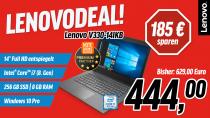 """NBB Store Deal: Lenovo V330-14IKB (14"""" Full HD, i7-8550U, 8GB RAM, 256GB SSD, 2x USB 3.0, 2x USB-C 3.0, SD-Slot, Windows 10 Pro)"""