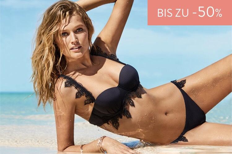 Sexy Bikinis von Calzedonia im Sale bis 50%  (ab 40€ gratis Strandtasche)