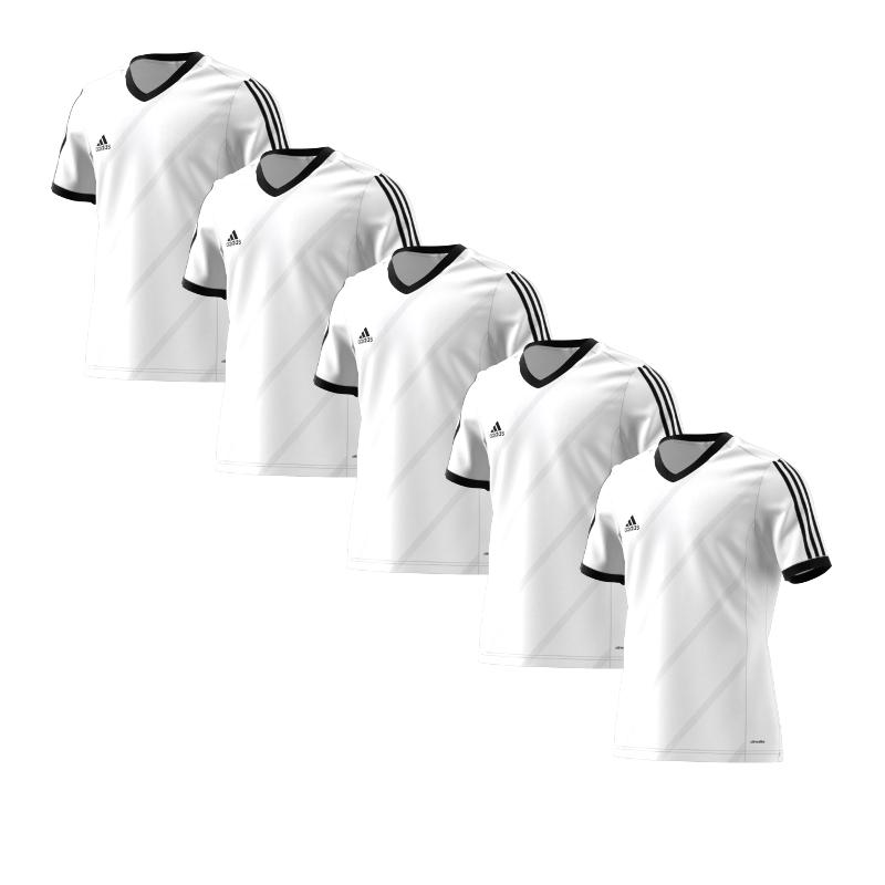 [ebay] Adidas Tabela 14 Kurzarmtrikot 5er Set S-XL [7,60€/Stück]