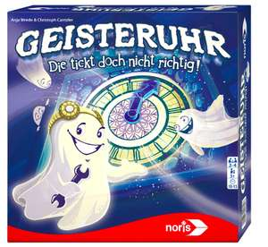 Kinderspiel Geisteruhr von Noris inkl. VSK bei [ToysRUs]