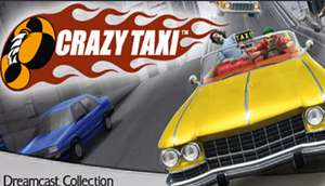 SEGA - Crazy Taxi (Steam) für 1,19€ [Fanatical]