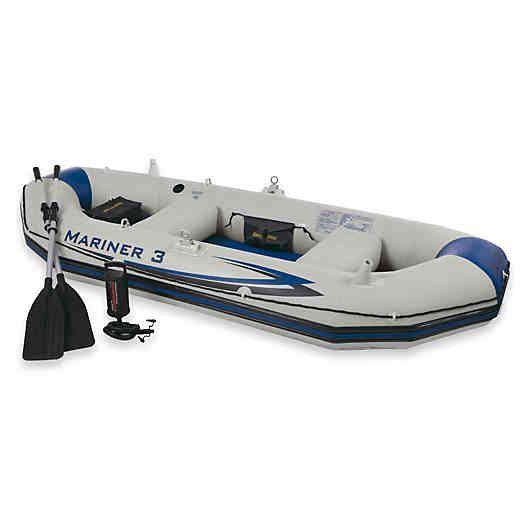 [myToys] Schlauchboot Intex Mariner 3 mit Zubehör sowie 15% auf alle Outdoor und Sport Artikel