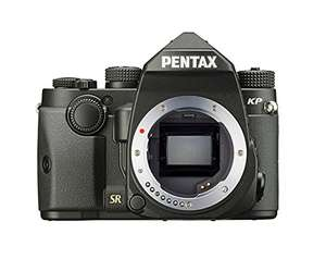 Pentax KP Body schwarz für 846,32€ [Amazon.it]
