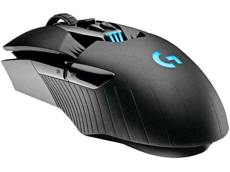 [Mediamarkt] LOGITECH G900 Chaos Spectrum Gaming-Maus, Schwarz/Blau  für 79,-€