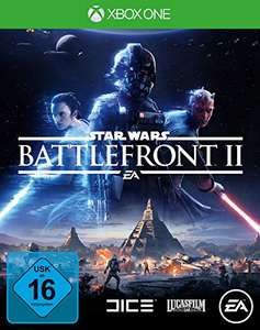 Star Wars Battlefront II (Xbox One) für 12,99€ (Amazon Prime)
