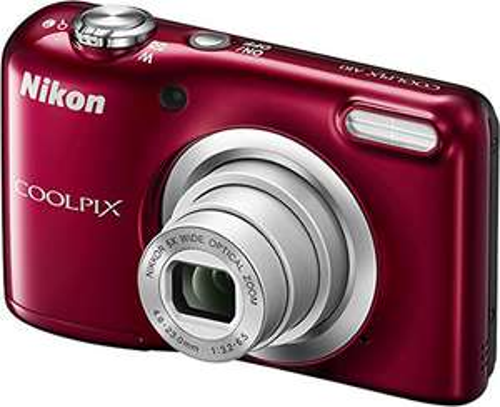 [Amazon] Nikon Coolpix A10 Kamera Kit rot