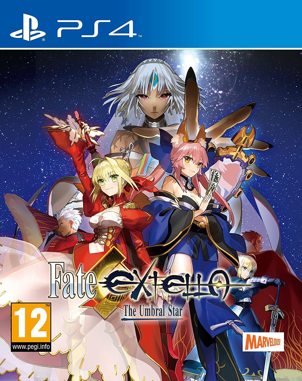 Fate/Extella: The Umbral Star (PS4) für 13,70€ (Base.com)