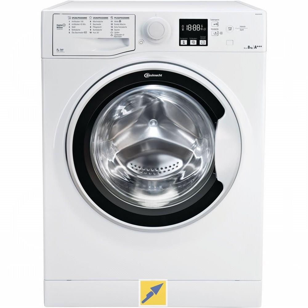 [Rakuten/Technikdirekt]  Bauknecht WA Soft 8F42PS - 8kg Frontlader Waschmaschine - 348,30€ -50€ Cashback = 298,30€ statt 398,99€