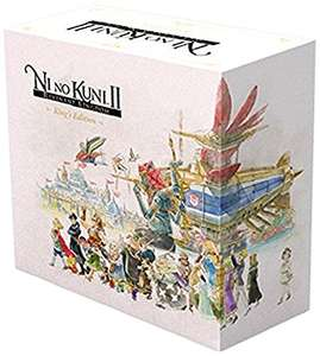 Ni No Kuni II: Schicksal eines Königreichs - King's Edition (PS4) für 86,43€ (Amazon)