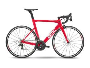 BMC Timemachine Road 02 Two Team Red (105er Gruppe)