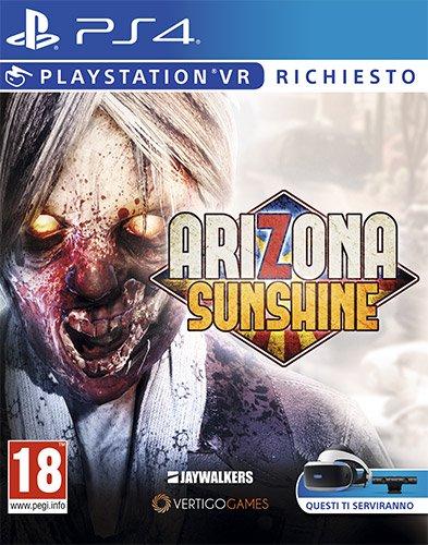Arizona Sunshine (PS4-VR) für 13,60€ (Amazon IT)