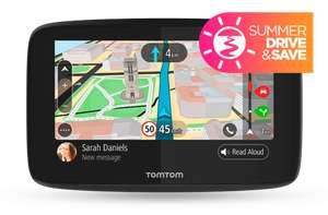 [Summer Sale] TomTom GO 5200