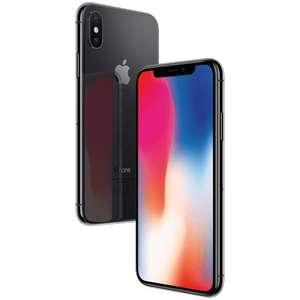 [deinhandy] iPhone X mit O2-Vertrag - Free L (2018) plus Boost --> 60GB - Connect-Funktion