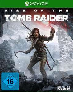 Rise of the Tomb Raider (Xbox One) für 19,99€ (GamesStop)