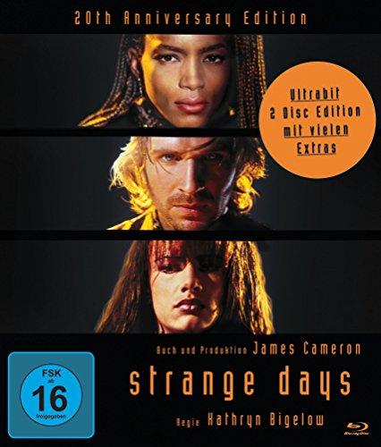 Strange Days - 20th Anniversary Edition (Blu-ray + DVD) für 4,99€ (Amazon Prime)