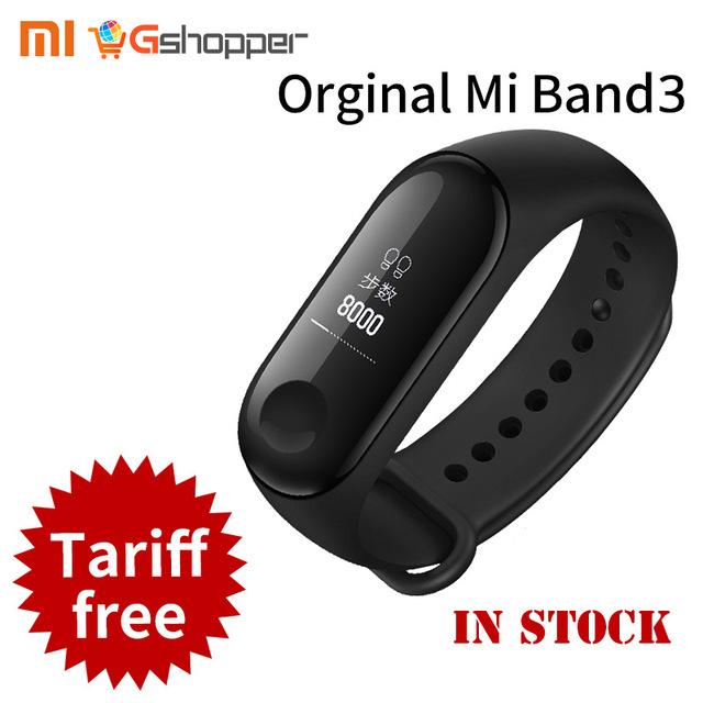 Xiaomi Mi Band 3 für 22,05€ inkl Versand