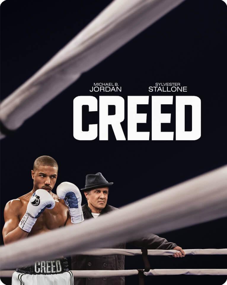 Creed (Blu-ray Steelbook) für 10,20€ (Zavvi)