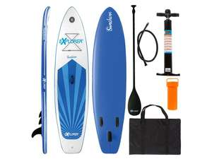 Explorer Stand Up Paddle Set SUNSHINE für 334€