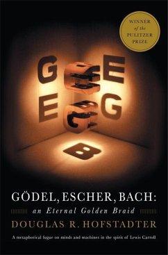 Gödel, Escher, Bach - Interessantes Buch der Kognitionswissenschaft in Originalsprache