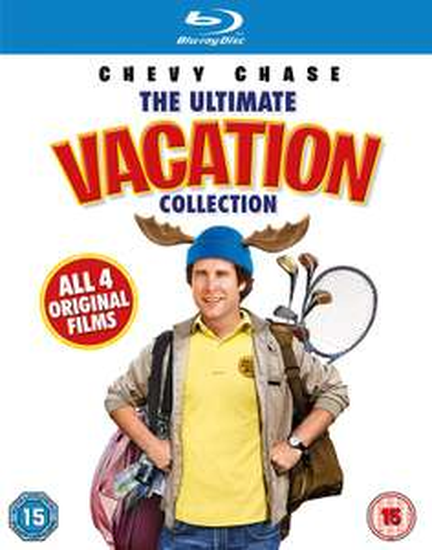 Die ultimative Griswold Collection (Blu-ray) für 11,85€ (Zavvi)