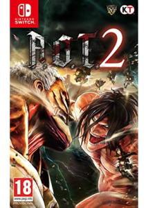 Attack On Titan 2 (Switch) für 33,85€ (NETGAMES)