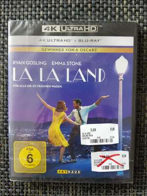 (Lokal MM Emden) La La Land Blu-ray 4k