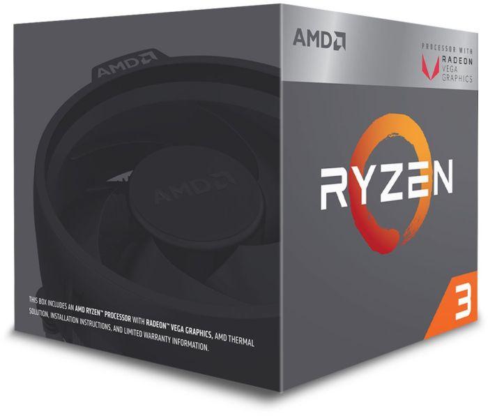 Ryzen-CPUs günstig bei [Alternate] durch [Paydirekt / Masterpass] - z.B. Ryzen 2200G für 67€ & Ryzen 2600 für 147€