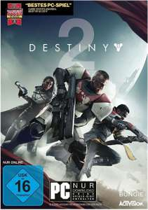Destiny 2 bei Gamestop für 14,99€! [PC-Version]