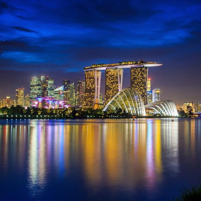 Flüge: Asien & Südamerika [September - Mai] - Hin- und Rückflug ab Straßburg mit Lufthansa nach Singapur, Hongkong, Rio de Janeiro uvm. ab nur 385€ inkl. Gepäck