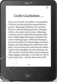 tolino vision 4 HD - buecher.de