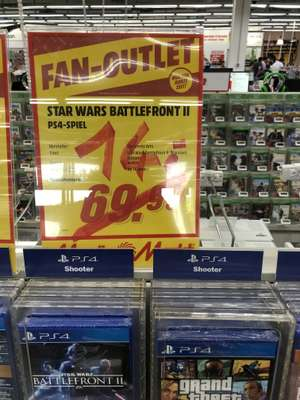 [Media Markt] Star Wars Battlefront 2 für 14,99€!