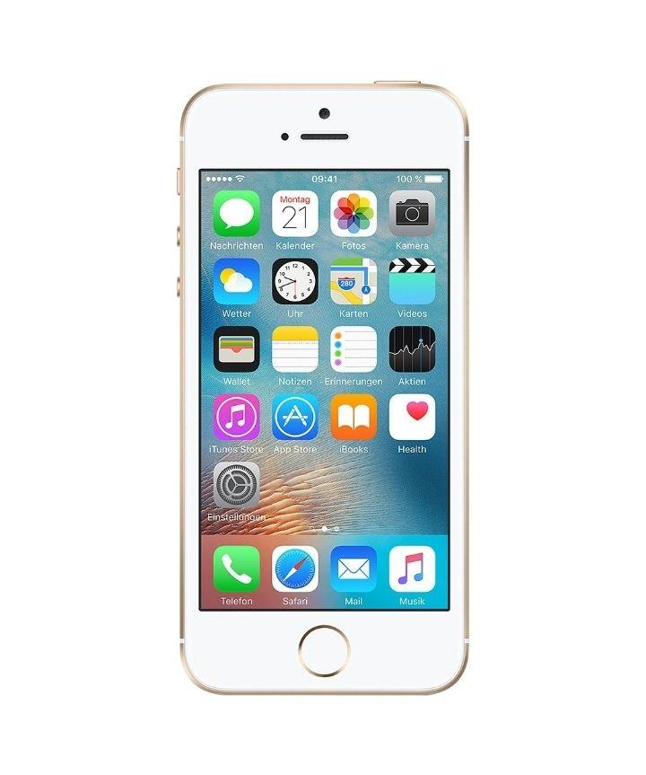 [pc-vertraut] IPhone SE Gold 16GB Ausstellungsstück ohne Gebrauchsspuren