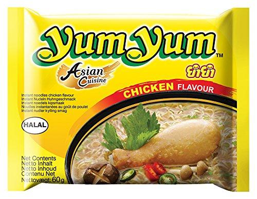 [Amazon Prime] YumYum Chicken Flavour Instant Nudeln 45x 60g