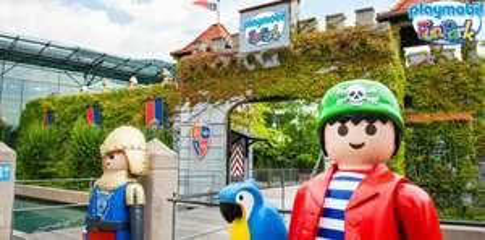 Playmobil Funpark + DesignHotel + Frühstück für 49€ p. P.