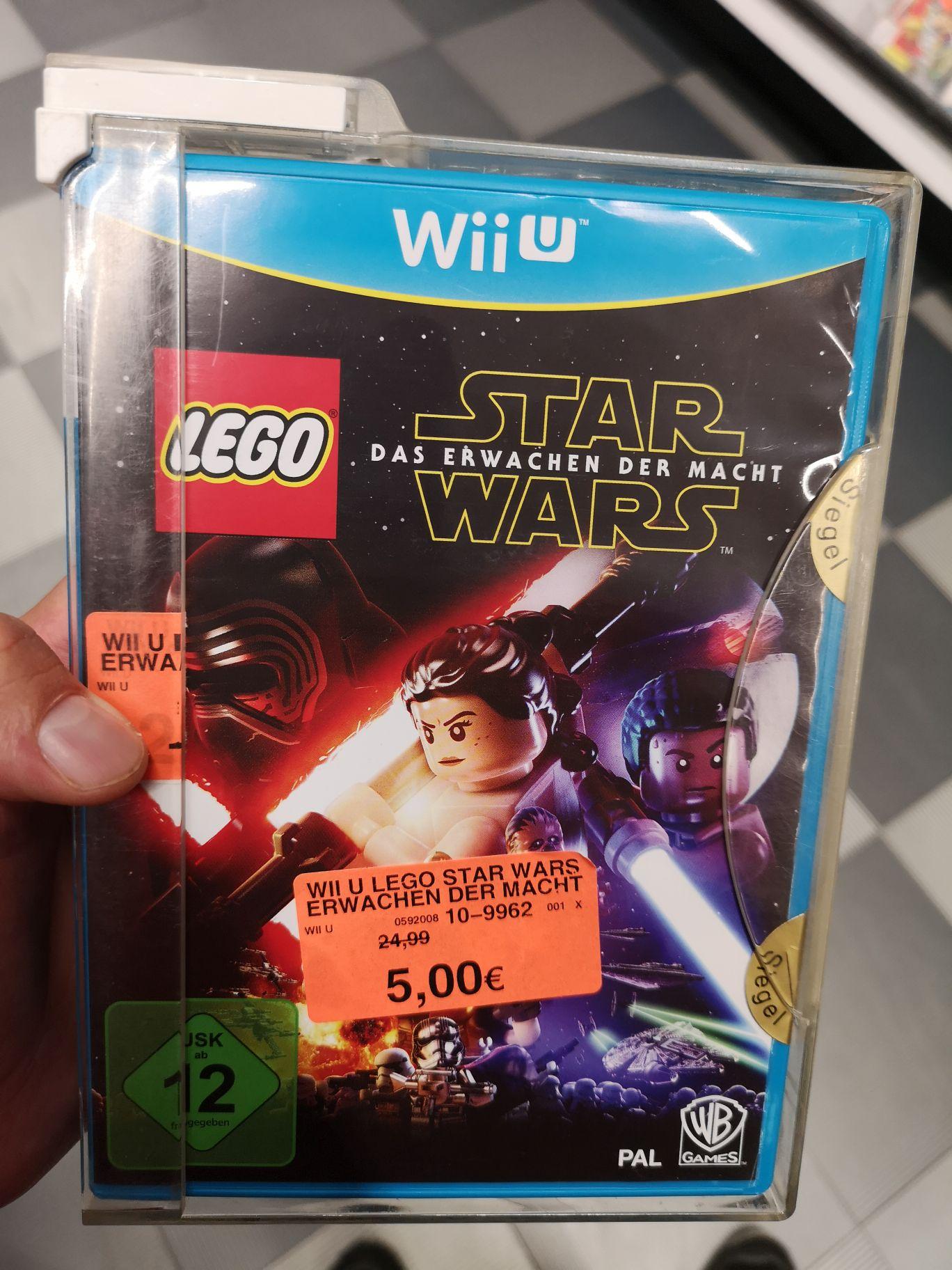 Star Wars: Das Erwachen der Macht - Wii U (Lokal Toys'r Us Dortmund Indupark)