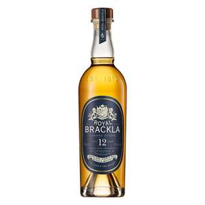 Single Malt Whisky Royal Brackla 12 Jahre 40% Vol. für 29,99€ [Real]