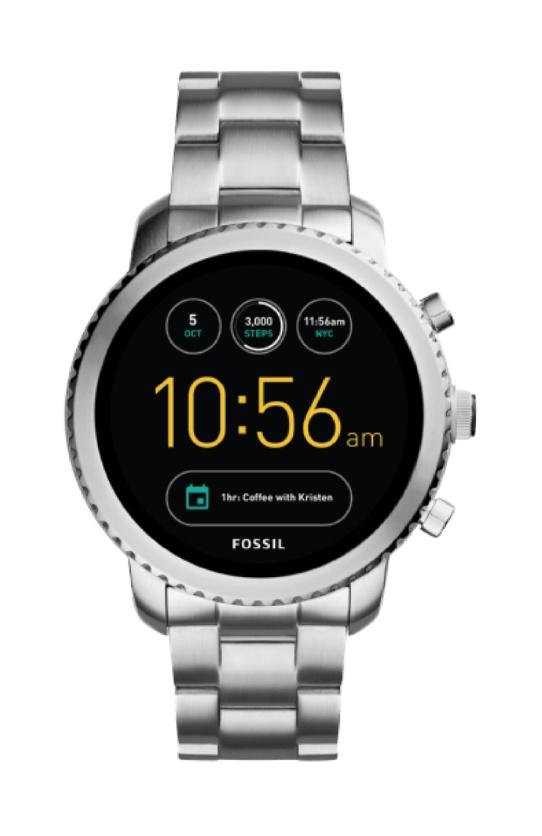Fossil Q Uhren FTW4000 Explorist Smartwatch Touchscreen für Herren