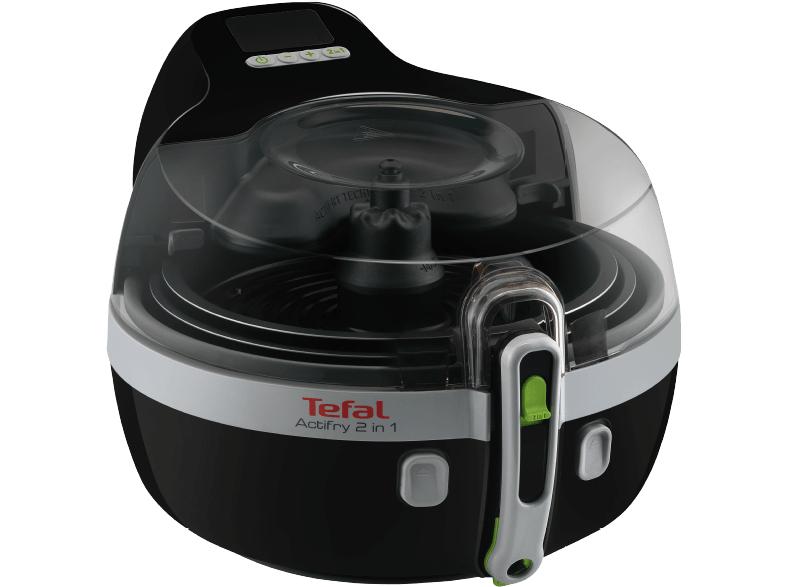 Tefal ActiFry YV 9601 2in1 Heißluft-Fritteuse (1,5 kg Fassungsvermögen, 1.400 Watt)