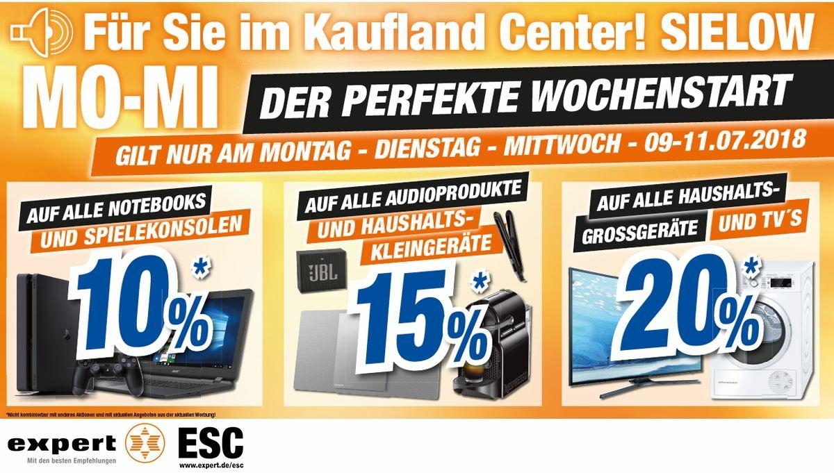 [Lokal Cottbus] BIS 11.07: Expert ESC 20% auf alle TV (Bestpreise mgl.), 15% auf Audio & 10% auf alle Notebooks/Spielekonsolen!