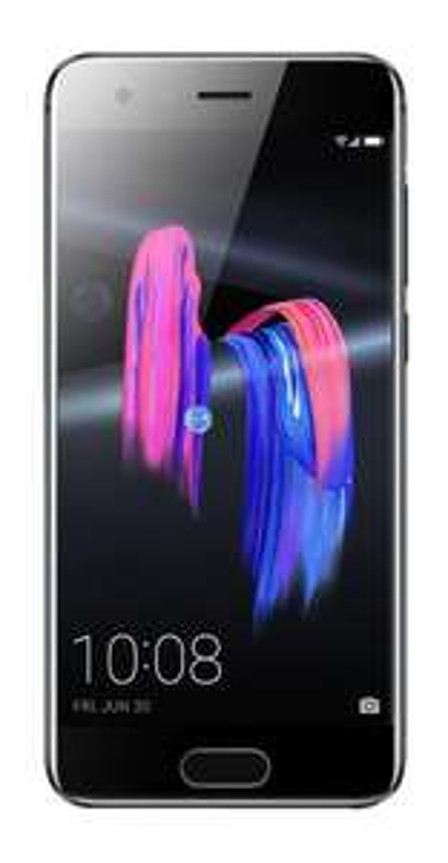 HONOR 9, Smartphone, 64 GB, 4 GB RAM, Octa-Core, 5.15 Zoll, Schwarz, Dual SIM, auch in blau und grau