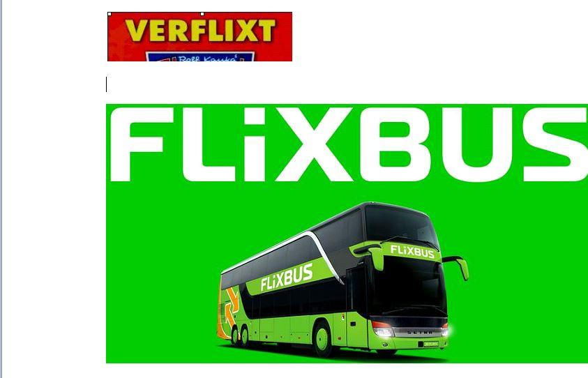 Flixbus — 20% Gutschein NEU!