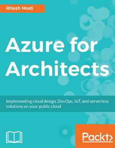 "E-Book/Ebook ""Azure for Architects"" kostenlos statt 29,15 €"