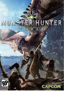 Monster Hunter: World (Steam) für 32,48€ (CDKeys)