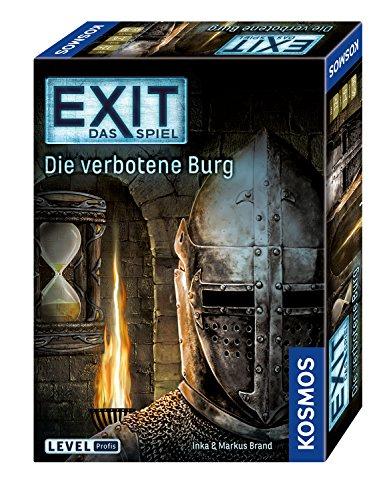 [Amazon oder Saturn] 7 Verschiedene Titel zu je 9€ , z.B. Kosmos 692872 - Exit - Die verbotene Burg