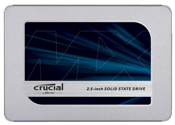 """Crucial MX500 500GB 2,5"""" SSD für 76,90€ oder als M.2-Variante für 77,90€ mit Masterpass [NBB]"""