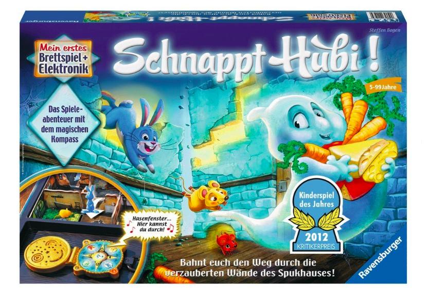 Gesellschaftsspiel: Schnappt Hubi! von Ravensburger bei [ToysRUs]